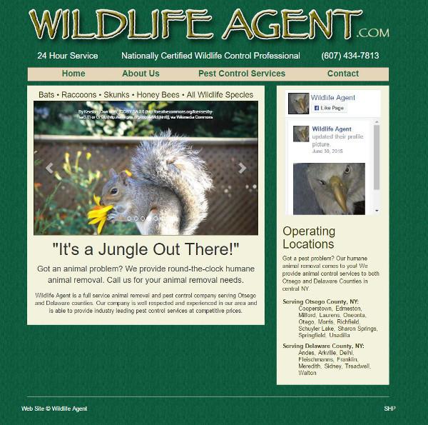 Wildlife Agent