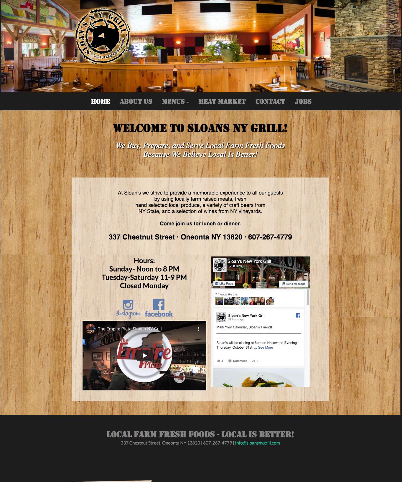 Sloan's NY Grill